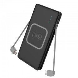Wireless Power Bank UltraSlim 10000 mah Wayto