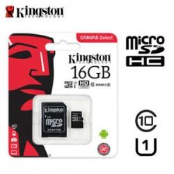 16GB Kingston Micro SD card
