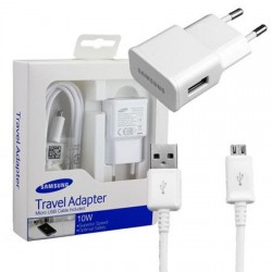Оригинално зарядно Samsung Travel Adapter 5V 2A Fixed cable