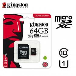 64GB Kingston Micro SD card