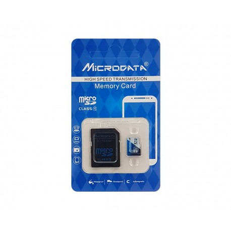 32 GB Microdata micro SD card