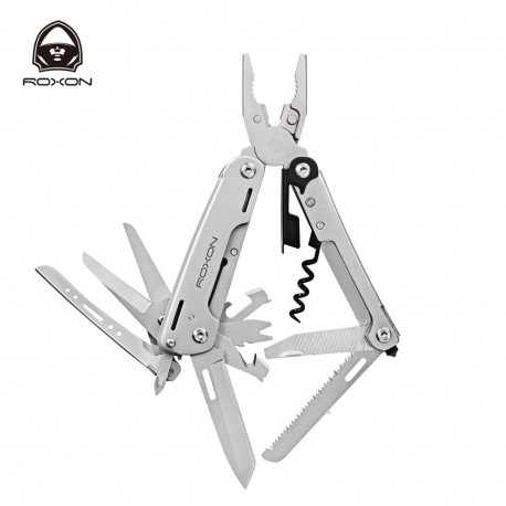 Мултифункционален инструмент Roxon Storm Combination Plier Multi Tool