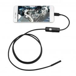 5.5mm USB Камера/ендоскоп за Android с 6 LED