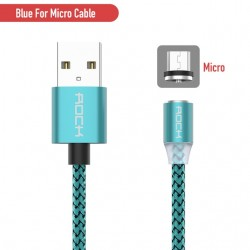 Магнитен кабел за зареждане Micro USB