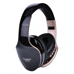 Bluetooth безжични слушалки с MP3 и слот за карта